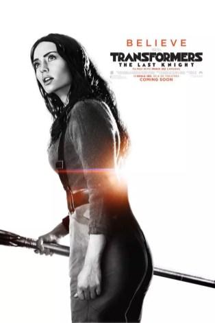 transformers 5 poster film