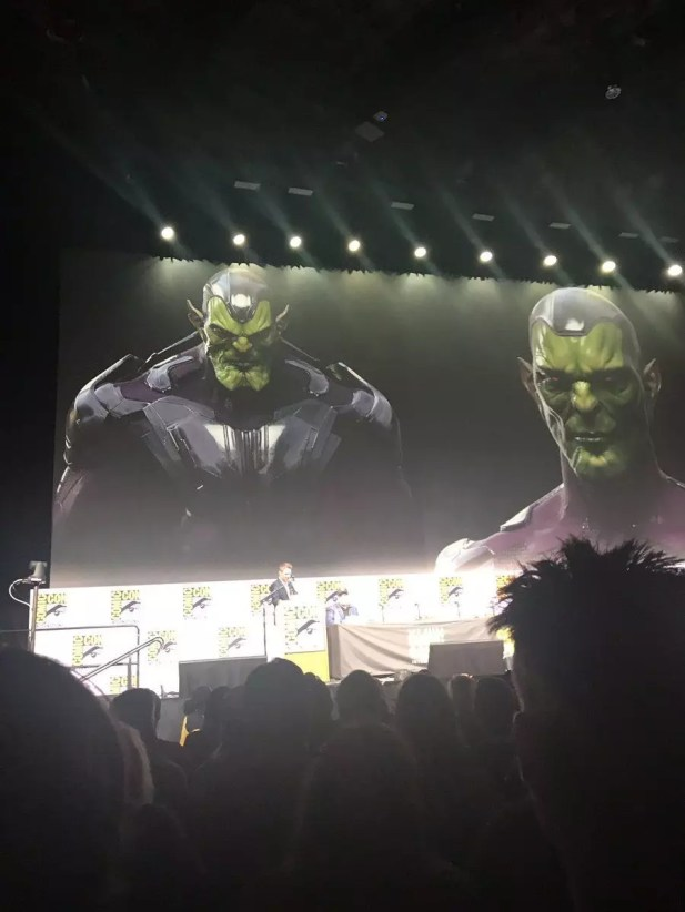 captain marvel concept art