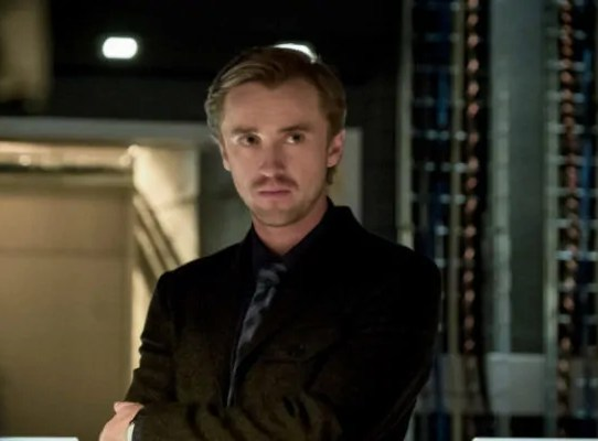 tom felton flash