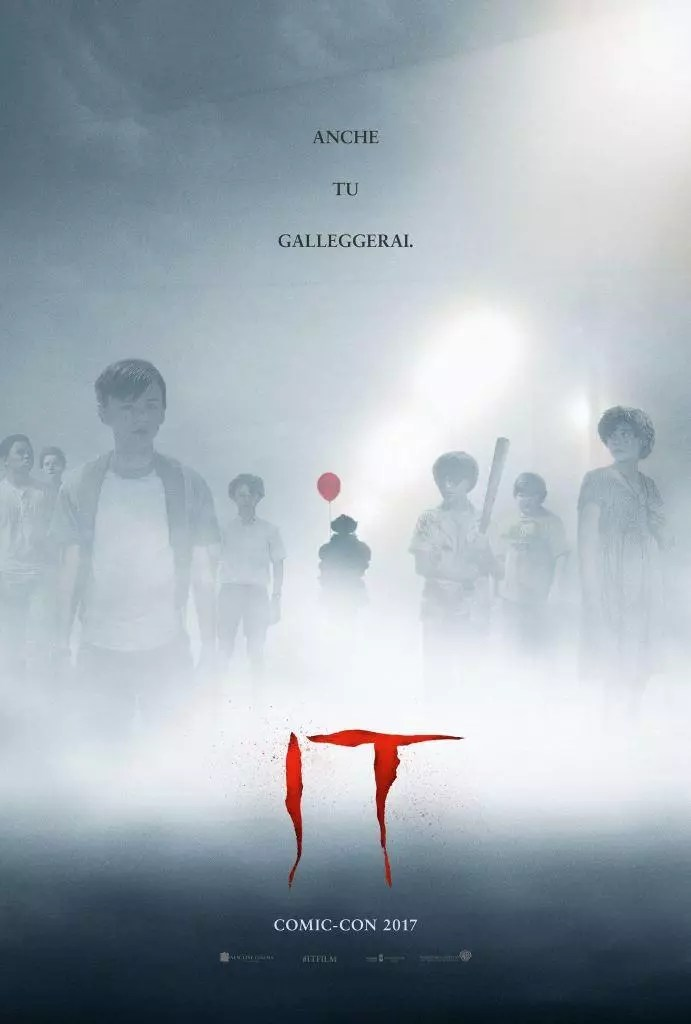 it poster horror