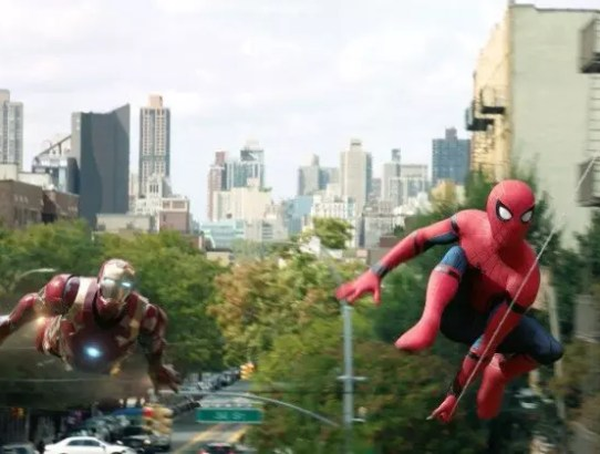 spider-man homecoming foto