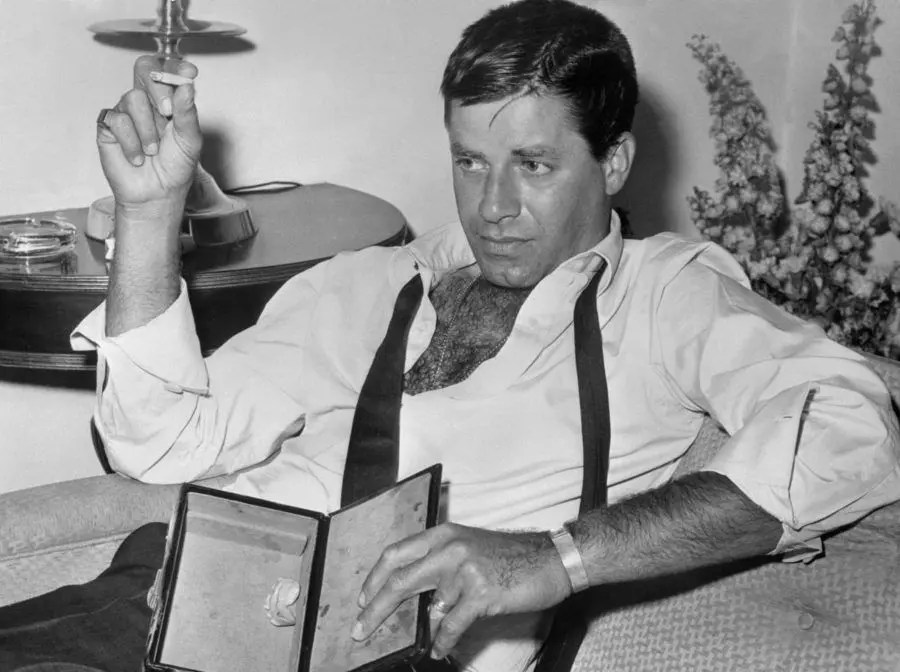 jerry lewis morto