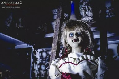 annabelle creation foto tour