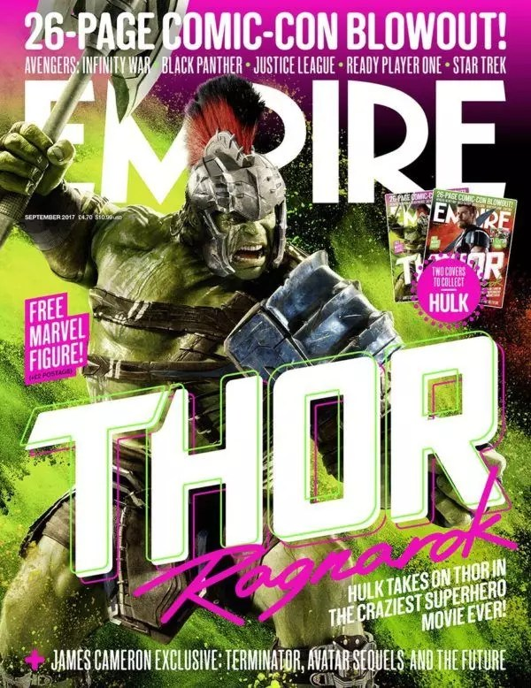 hulk empire magazine