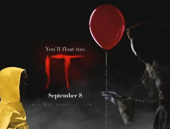 it pennywise banner recensione