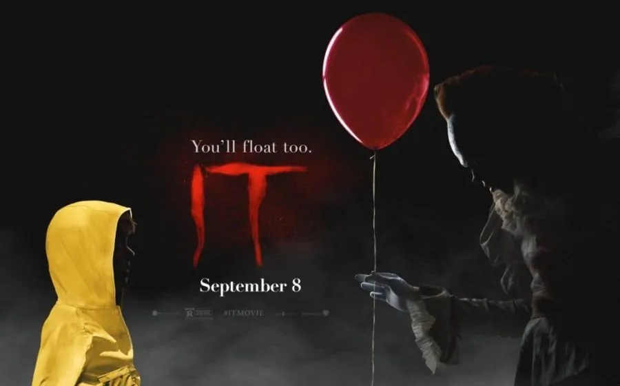it pennywise banner