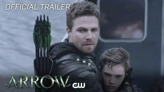 arrow 6 trailer