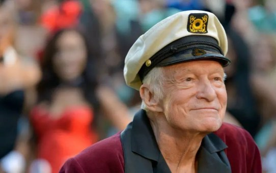 hugh hefner morto