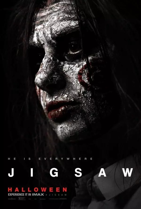 saw legacy poster