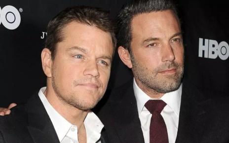 Ben Affleck e Matt Damon produrranno il thriller The Shadows