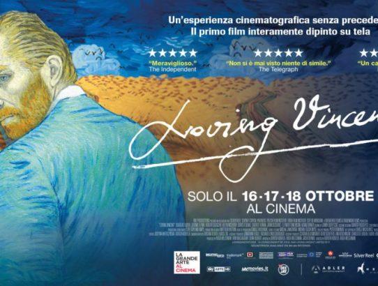 Recensione Loving Vincent