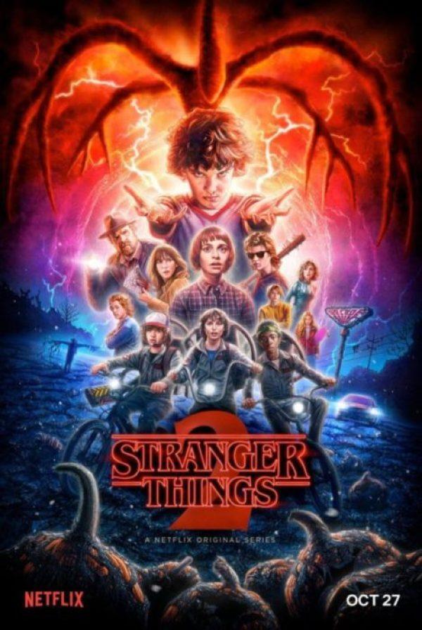 Undici al centro del mitico final poster di Stranger Things 2