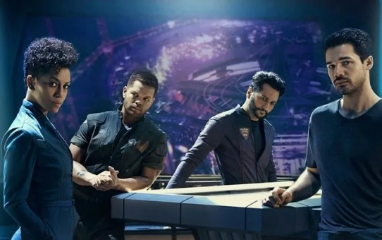 recensione the expanse 2