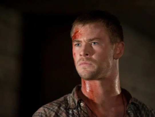 chris hemsworth quella casa nel bosco