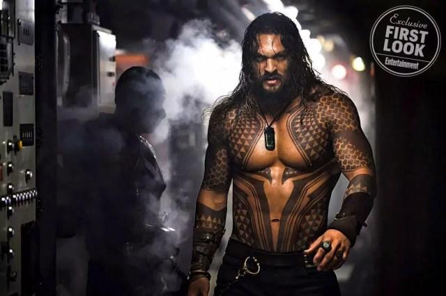 Aquaman foto EW