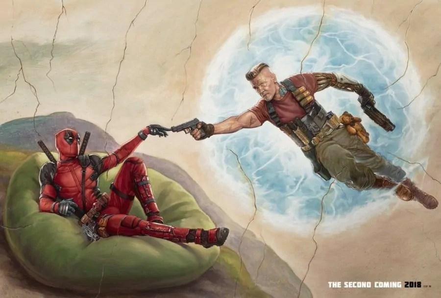 Deadpool 2 (artwork)