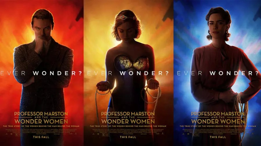 professor marston and the wonder women recensione