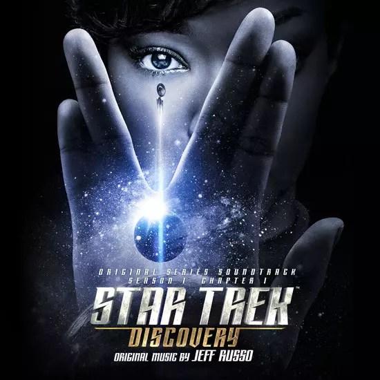 star trek discovery colonna sonora