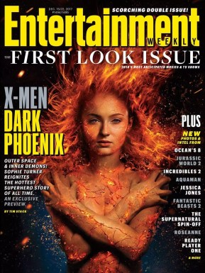 x-men dark phoenix cover ew