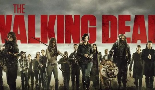 The Walking Dead (banner)