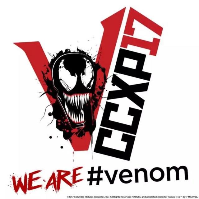Venom CCXP17