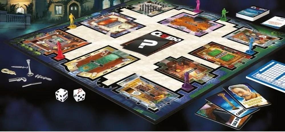 Cluedo (gioco da tavola)