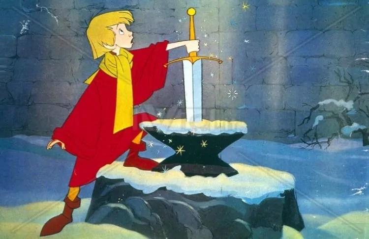 La Spada nella Roccia (cartoon)