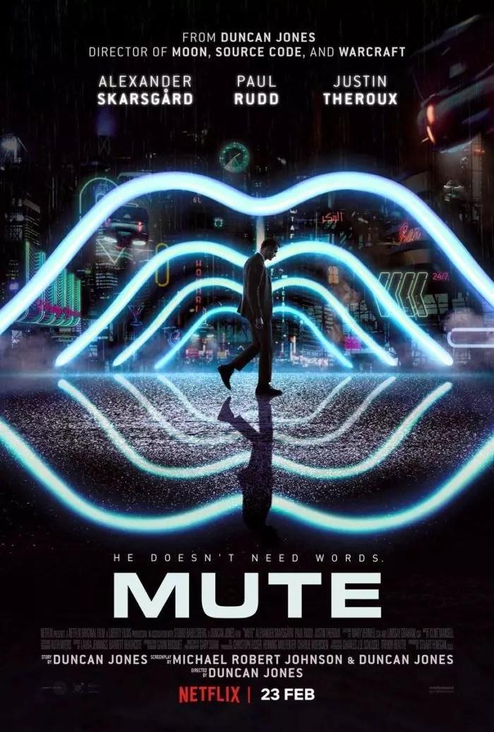 Mute (Netflix)