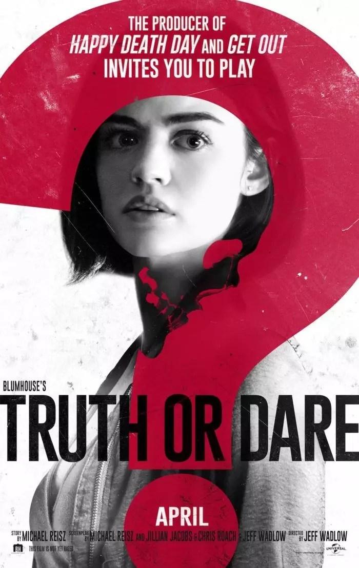 true or dare poster