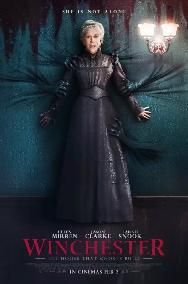 La Vedova Winchester (poster)