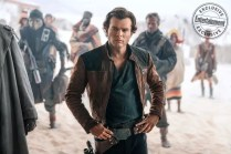 Solo: a Star Wars Story (Entertainment Weekly)
