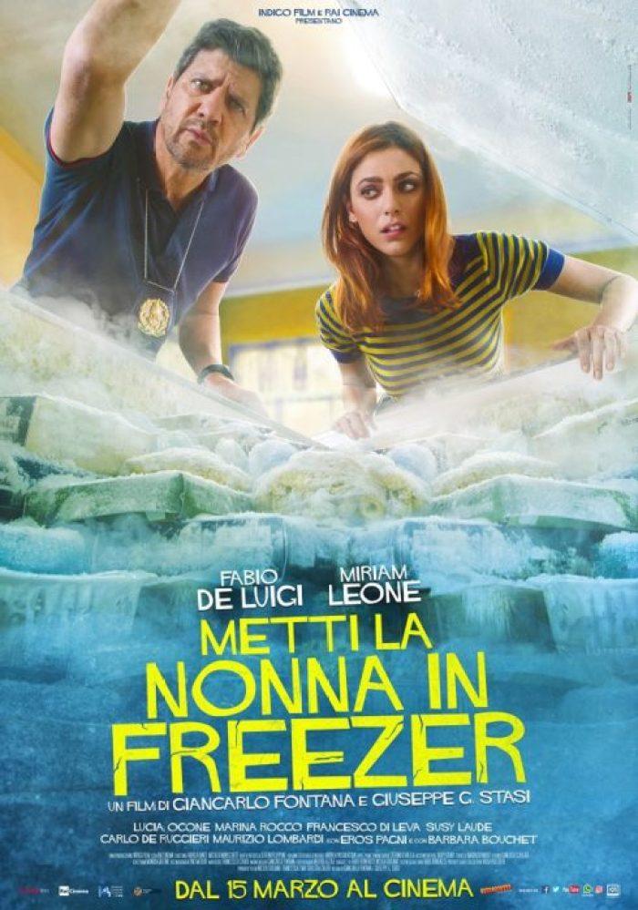 Metti la Nonna in Freezer (poster)