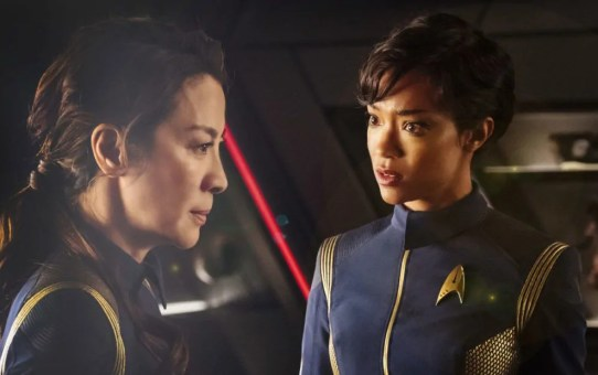 Star Trek Discovery episodio 14