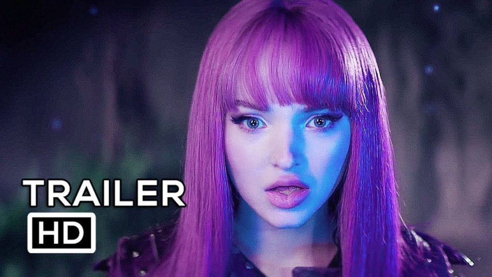 Descendants 3 trailer