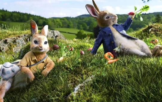 peter rabbit film