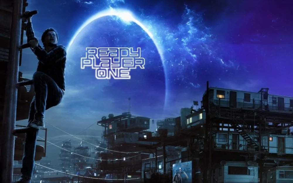 Ready Player One - Banner