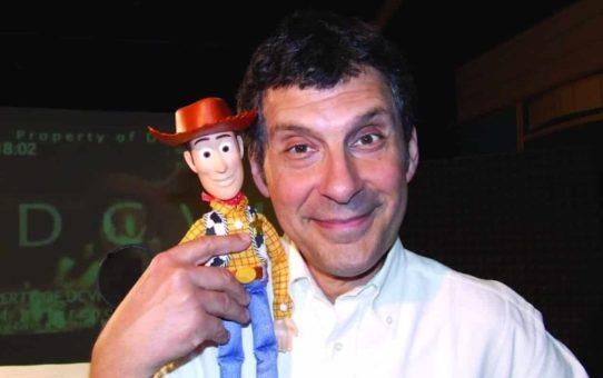 Fabrizio Frizzi Toy Story