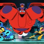 big hero 6 serie tv
