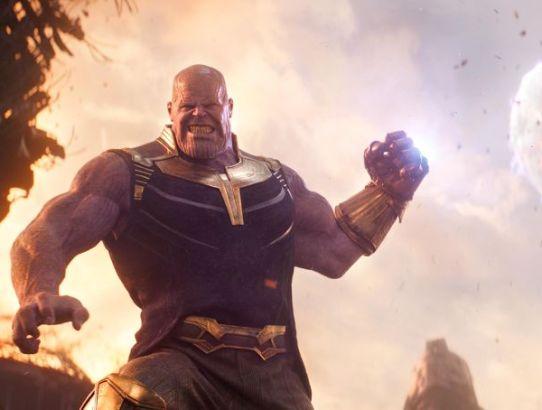 Avengers Infinity War foto EW