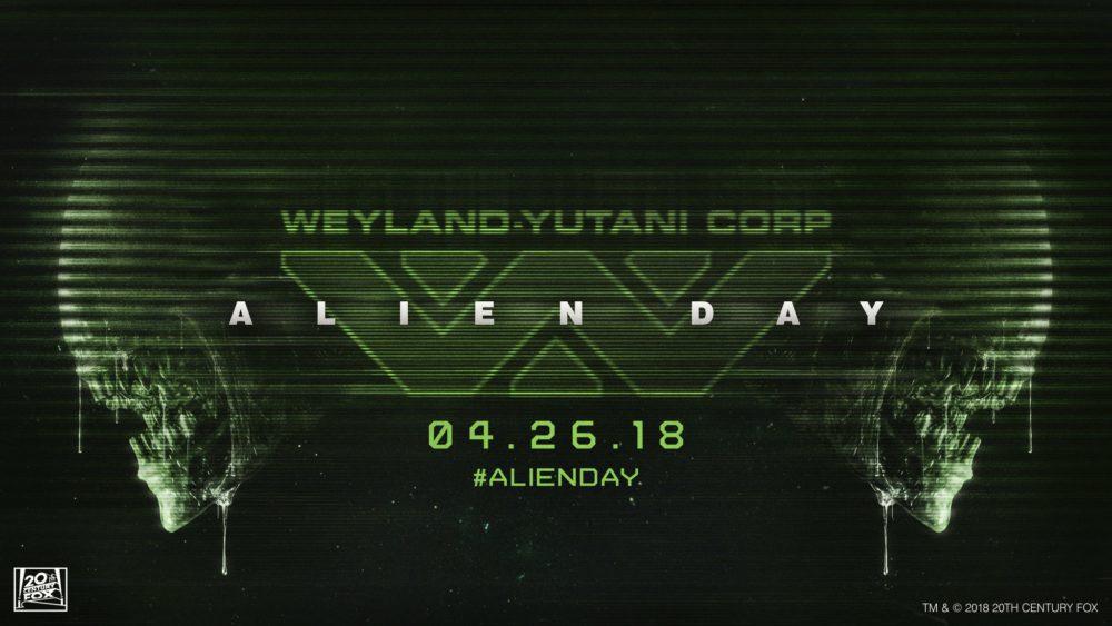alien day banner