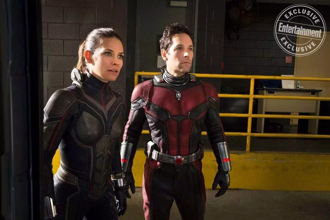 ant-man and the wasp foto ew