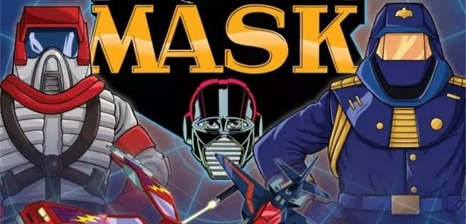 mask film