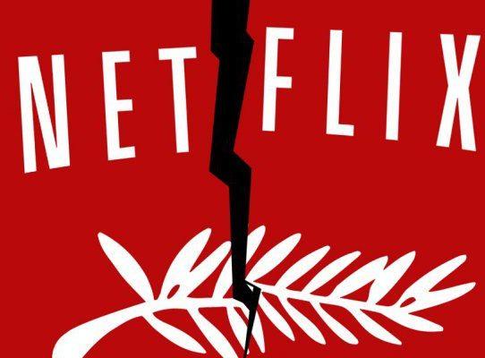 Netflix cannes rottura