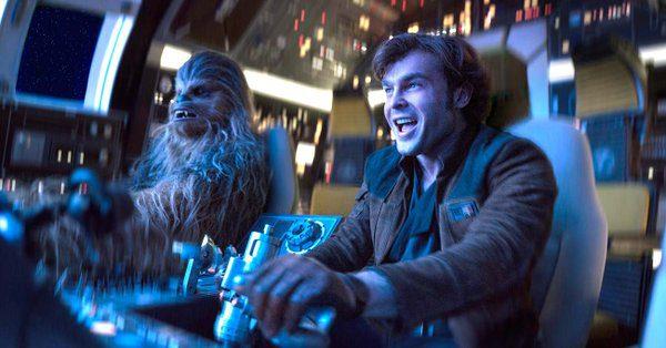 Solo A star Wars Story alla 70°edizione del Festival Cannes 2018