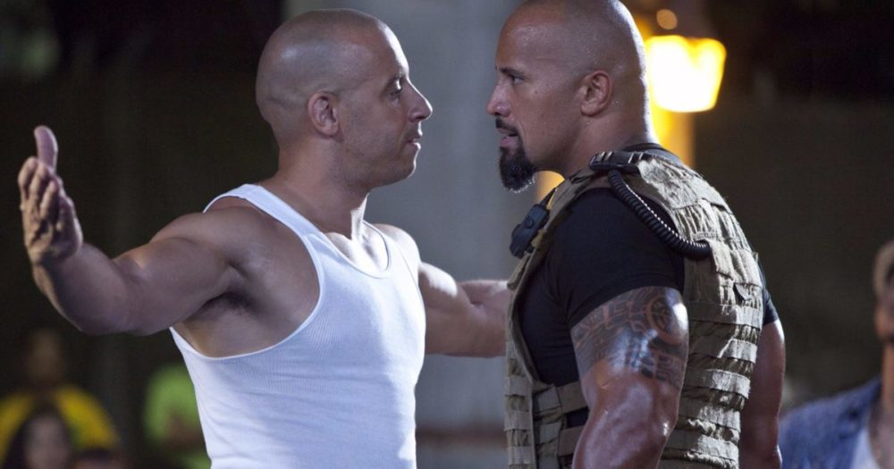 Vin Diesel vs Dwayne Johnson