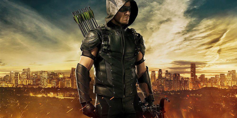 Prime novità dalla settima stagione della serie Arrow