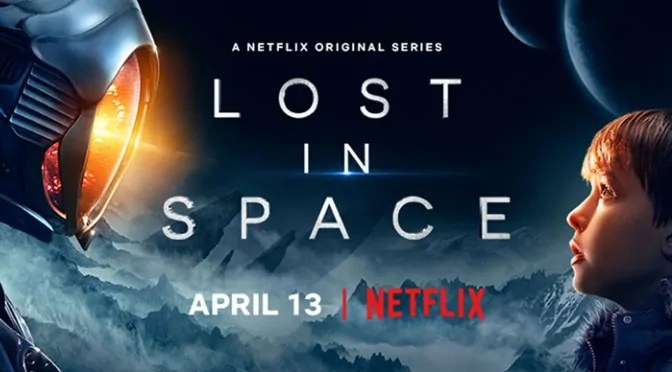 lost in space netflix recensione