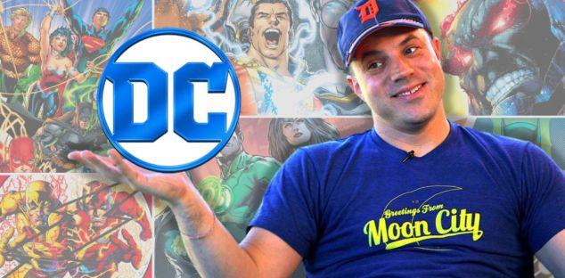 Geoff Johns non è più presidente e CCO di DC Entertainment