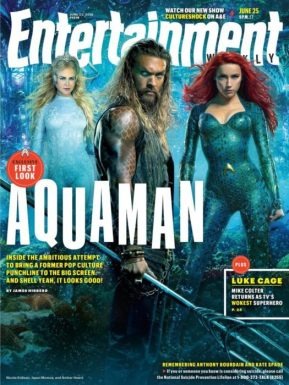 aquaman cover ew