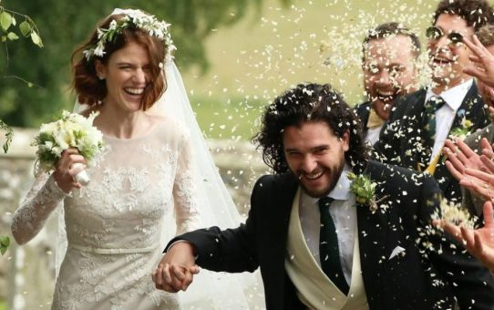 kit harington matrimonio